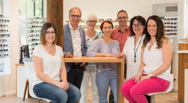 Optiker Waiblingen - Optik Jaudes Team