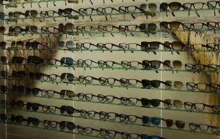 Brillenauswahl-Messe-Vielfalt