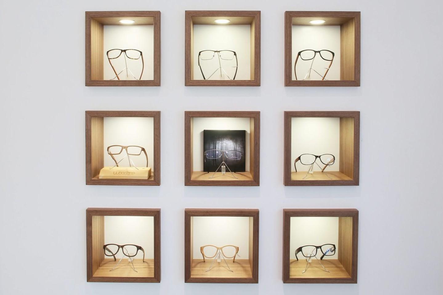 Brillenkästen-Auswahl-Brillen-Mode