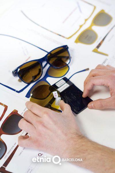 Brillenglasanfertigung-Brillenglas