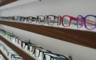 Brillenauswahl, Gleitsichtbrille,